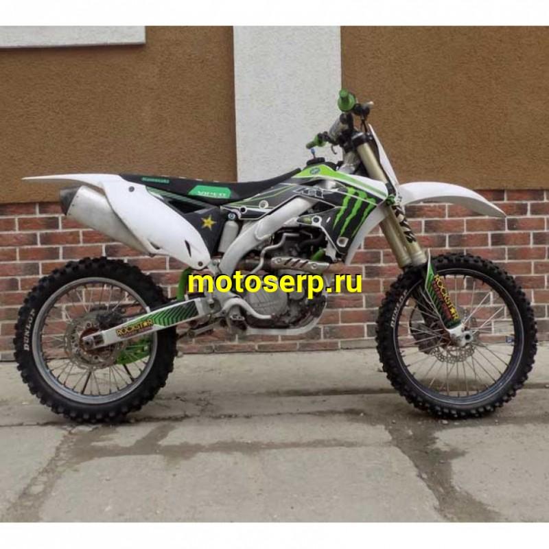 Купить  ====Мотоцикл KAWASAKI KXF-450, 2014 г. (шт) (комиссия) купить с доставкой по Москве и России, цена, технические характеристики, комплектация - motoserp.ru