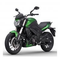 motoserp.ru - Мотоцикл BAJAJ DOMINAR D 400 (Доминар 400) Limited Edition GREEN (2018г) 390cc; ABS; 6 ск; 35л/с, двигатель КТМ DUKE; (шт) - МотоВелоЦентр г.Серпухов
