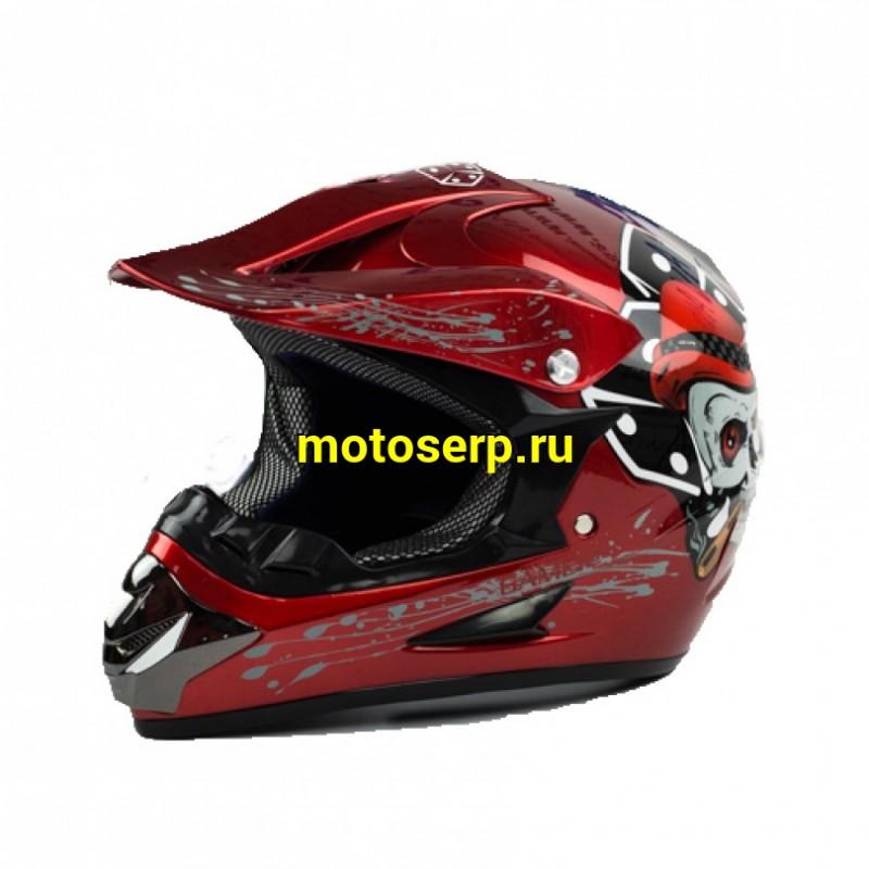 Купить  Шлем Кросс  Avantis Game12 XS Белый (шт) (AVANTIS 00000011877 купить с доставкой по Москве и России, цена, технические характеристики, комплектация - motoserp.ru