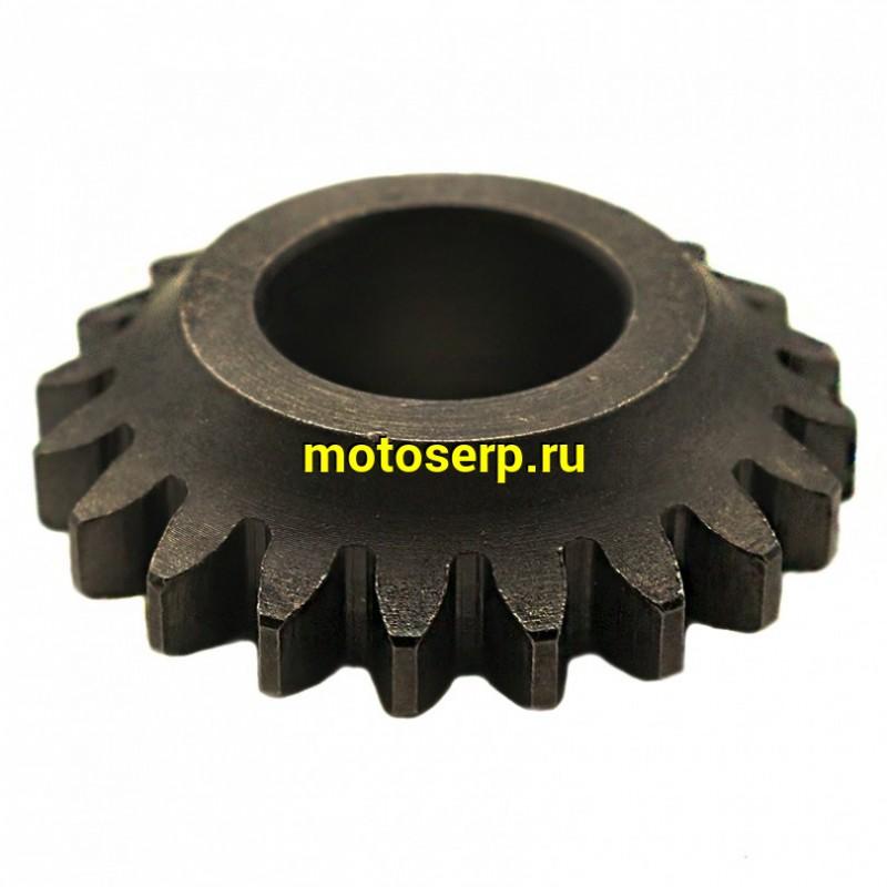 Купить  Шестерня электростартера 158QMJ промежуточная 2, сталь (шт) (VM 15231J05F000 купить с доставкой по Москве и России, цена, технические характеристики, комплектация - motoserp.ru