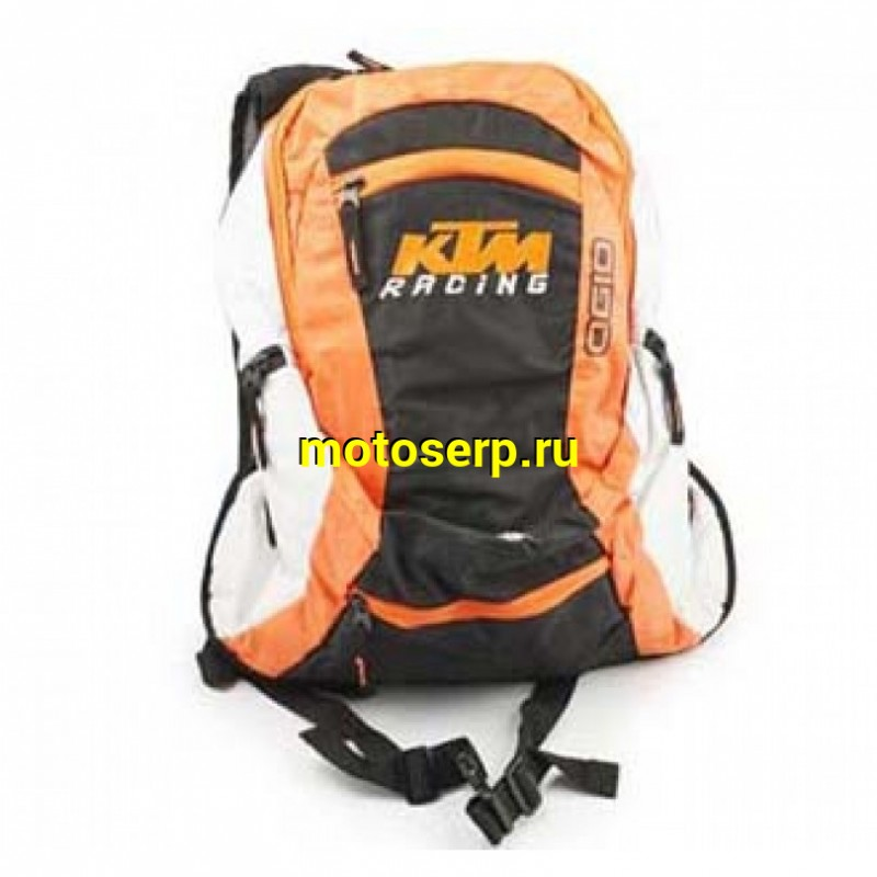 Купить  Сумка - Рюкзак KTM (mod:B-12) OGIO (шт) (MT R-2203 купить с доставкой по Москве и России, цена, технические характеристики, комплектация - motoserp.ru
