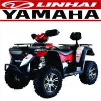 2.10. Квадроциклы Linhai Yamaha.