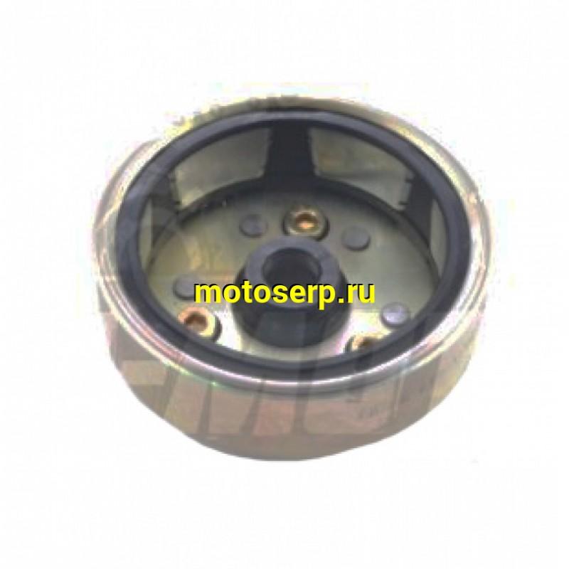 Купить  Ротор генератора (магнит, маховик) 156FMJ (1P56FMJ) YX140 (эл.стартер) (d=mm,  магнитов) ТИП-3  (шт) (SM 758-5274 купить с доставкой по Москве и России, цена, технические характеристики, комплектация - motoserp.ru