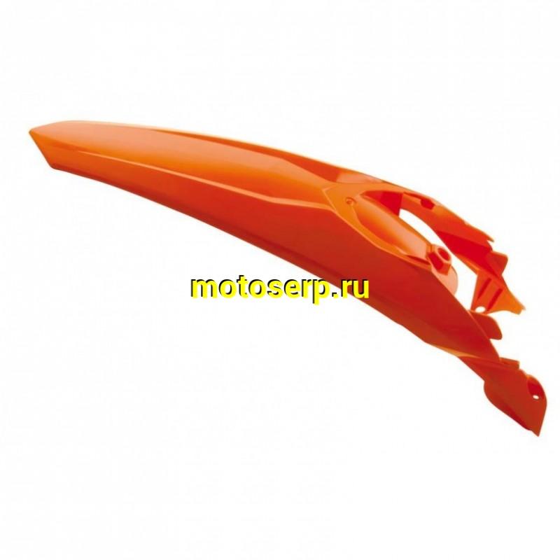 Купить  Крыло заднее (хвост) KTM RTech KTM EXC-EXCF125-500 12-16 оранжевое R-PPKTMAR0012 (шт) (JP купить с доставкой по Москве и России, цена, технические характеристики, комплектация - motoserp.ru
