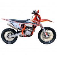 motoserp.ru - Эндуро Мотоцикл GR8 F250A (4T 172FMM) Enduro OPTIMUM (2020 г.), дизайн КТМ 2020, алюм подрамник, светодиодная фара-прожектор, бак 11л (шт) - МотоВелоЦентр г.Серпухов