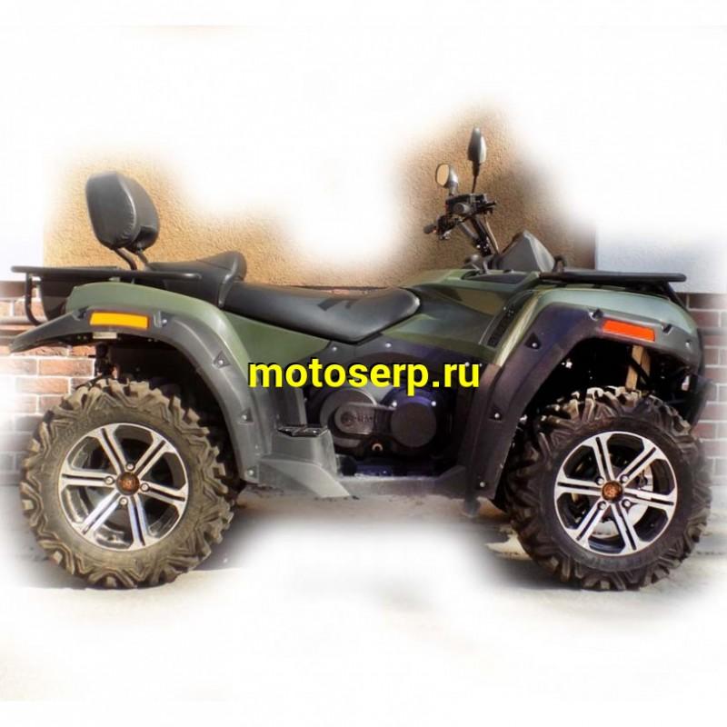 Купить  650cc Квадроцикл РМ650-2 (ПСМ) Б/У, утилит. пробег 533  км, ХАКИ, 2017 г.в. (шт) купить с доставкой по Москве и России, цена, технические характеристики, комплектация - motoserp.ru
