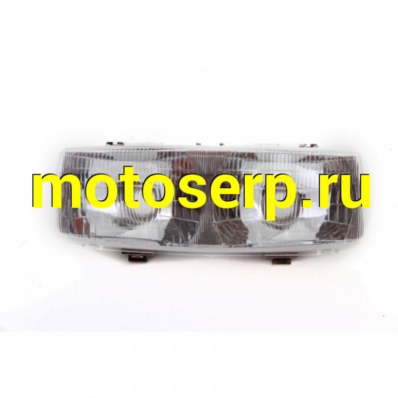 Купить  Фара в сборе Honda Lead (SM 010018-417-8066 купить с доставкой по Москве и России, цена, технические характеристики, комплектация - motoserp.ru