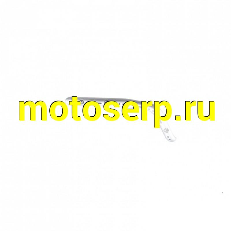 Купить  Накладка приемной трубы глушителя YCF RS (SM 020118-384-7457 купить с доставкой по Москве и России, цена, технические характеристики, комплектация - motoserp.ru