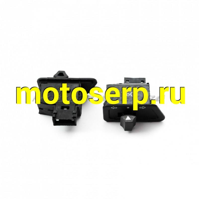 Купить  Кнопка руля (повороты)   4T GY6 50-150   (узкая) (MT K-756 купить с доставкой по Москве и России, цена, технические характеристики, комплектация - motoserp.ru