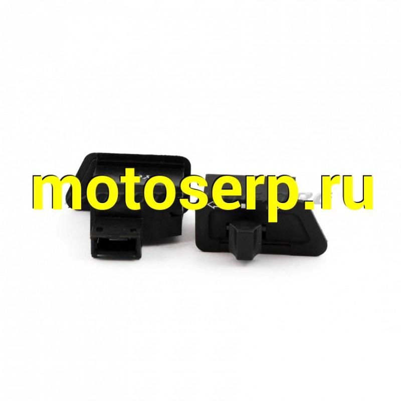 Купить  Кнопка руля (повороты)   4T GY6 50-150   (широкая)   JS (MT K-1487 купить с доставкой по Москве и России, цена, технические характеристики, комплектация - motoserp.ru