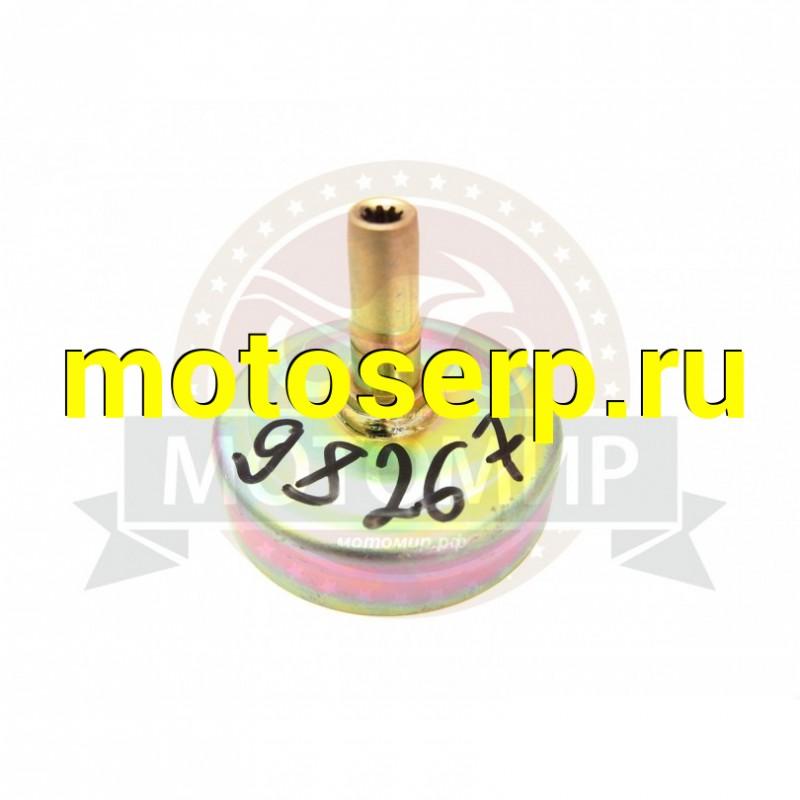 Купить  Барабан сцепления мотокосы BC/GBC-033/043 (9 шлицов) (MM 98267 купить с доставкой по Москве и России, цена, технические характеристики, комплектация - motoserp.ru