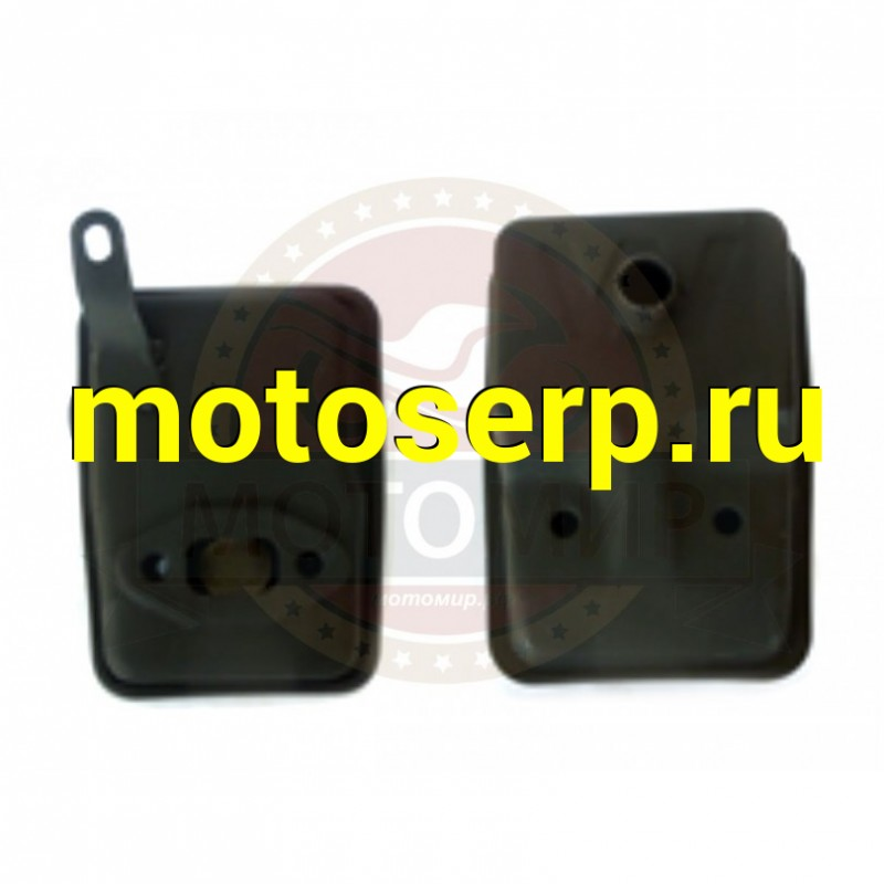 Купить  Глушитель мотокосы GBC-043/052 (MM 98299 купить с доставкой по Москве и России, цена, технические характеристики, комплектация - motoserp.ru