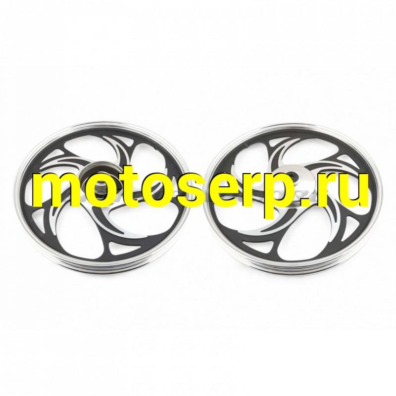 Купить  Диск колеса   1,4 * 17   (перед, барабан)   (легкосплавный под 12 ось)   Alpha   ZY (MT D-1088 купить с доставкой по Москве и России, цена, технические характеристики, комплектация - motoserp.ru