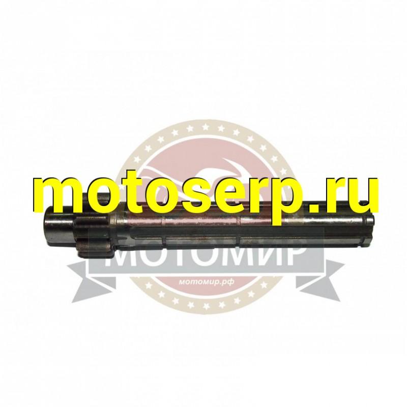 Купить  Вал первичный 1Р39 голый (MM 94940 купить с доставкой по Москве и России, цена, технические характеристики, комплектация - motoserp.ru