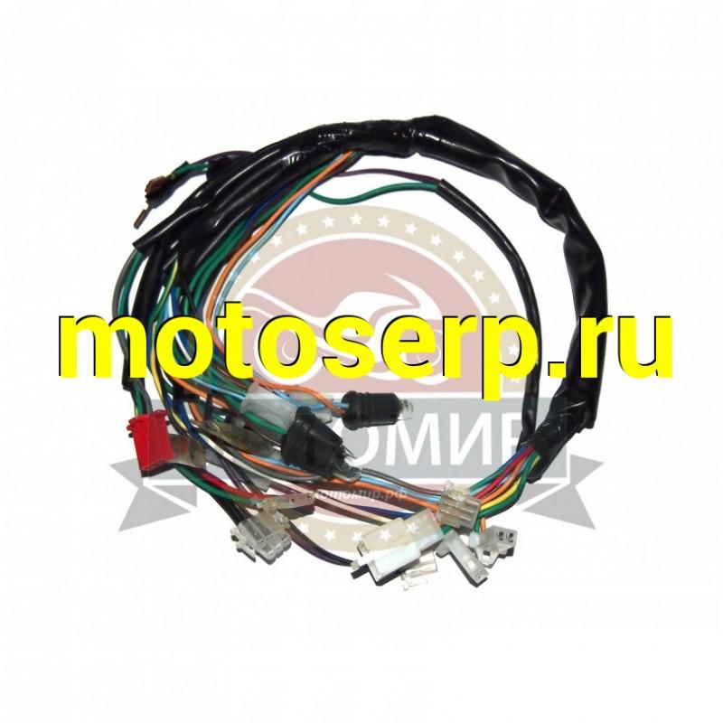 Купить  Проводка щитка приборов  FT50QT-3, ACTIV NOVO (MM 93719 купить с доставкой по Москве и России, цена, технические характеристики, комплектация - motoserp.ru
