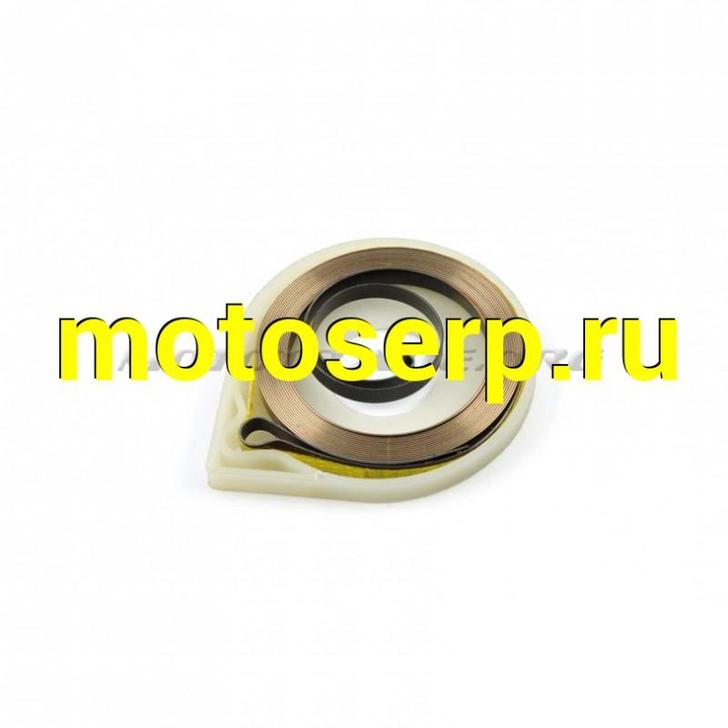 Купить  Пружина стартера б/п   для Goodluck GL4500/5200   (+крышка)   BEST (MT D-3213 купить с доставкой по Москве и России, цена, технические характеристики, комплектация - motoserp.ru