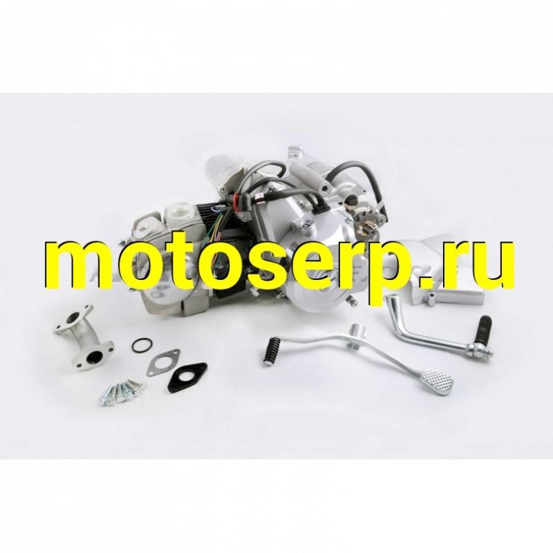 Купить  Двигатель   Delta 125cc   (АКПП 1Р53FMI 4П)   TZN (MT V-1236 купить с доставкой по Москве и России, цена, технические характеристики, комплектация - motoserp.ru