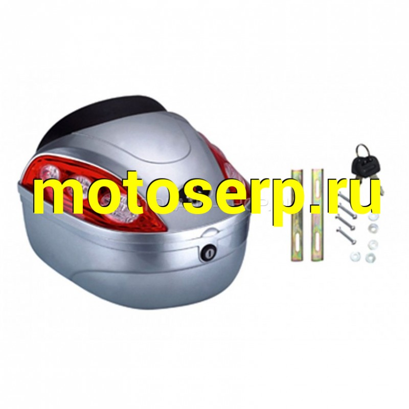 Купить  Кофр. Модель JK1025 (черный) без шлема (ML 2551 купить с доставкой по Москве и России, цена, технические характеристики, комплектация - motoserp.ru