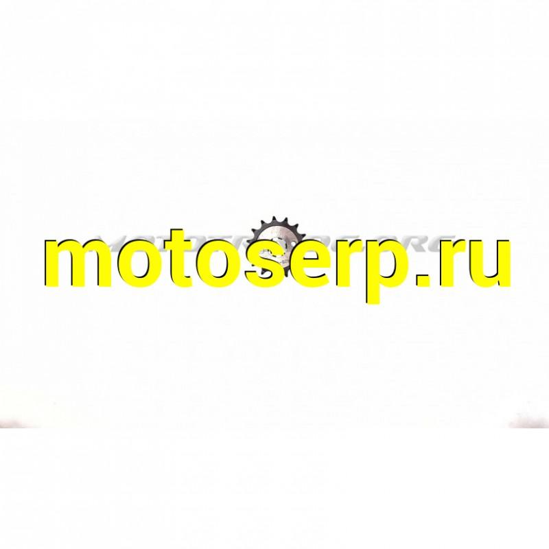 Купить  Звезда трансмиссии (передняя)   Zongshen, Lifan 125-200   428-15T (узкий шлиц)   ZV (MT C-2726 купить с доставкой по Москве и России, цена, технические характеристики, комплектация - motoserp.ru