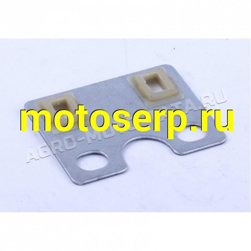 Купить  Пластина направляющая штанг ГРМ 177F (ML 10518 купить с доставкой по Москве и России, цена, технические характеристики, комплектация - motoserp.ru